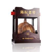 泸州陈坛老窖尚坛2500ml浓香型国产高度白酒大坛礼盒装收藏礼品酒